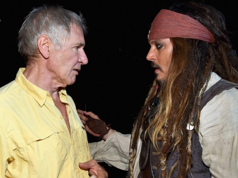 Monday Funday: What are Han Solo and Jack Sparrow having a chat about?