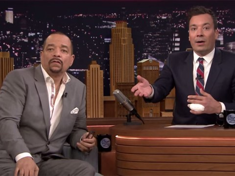 Rapper Ice-T's voiceovers on cartoon favourites are definitely not suitable for children