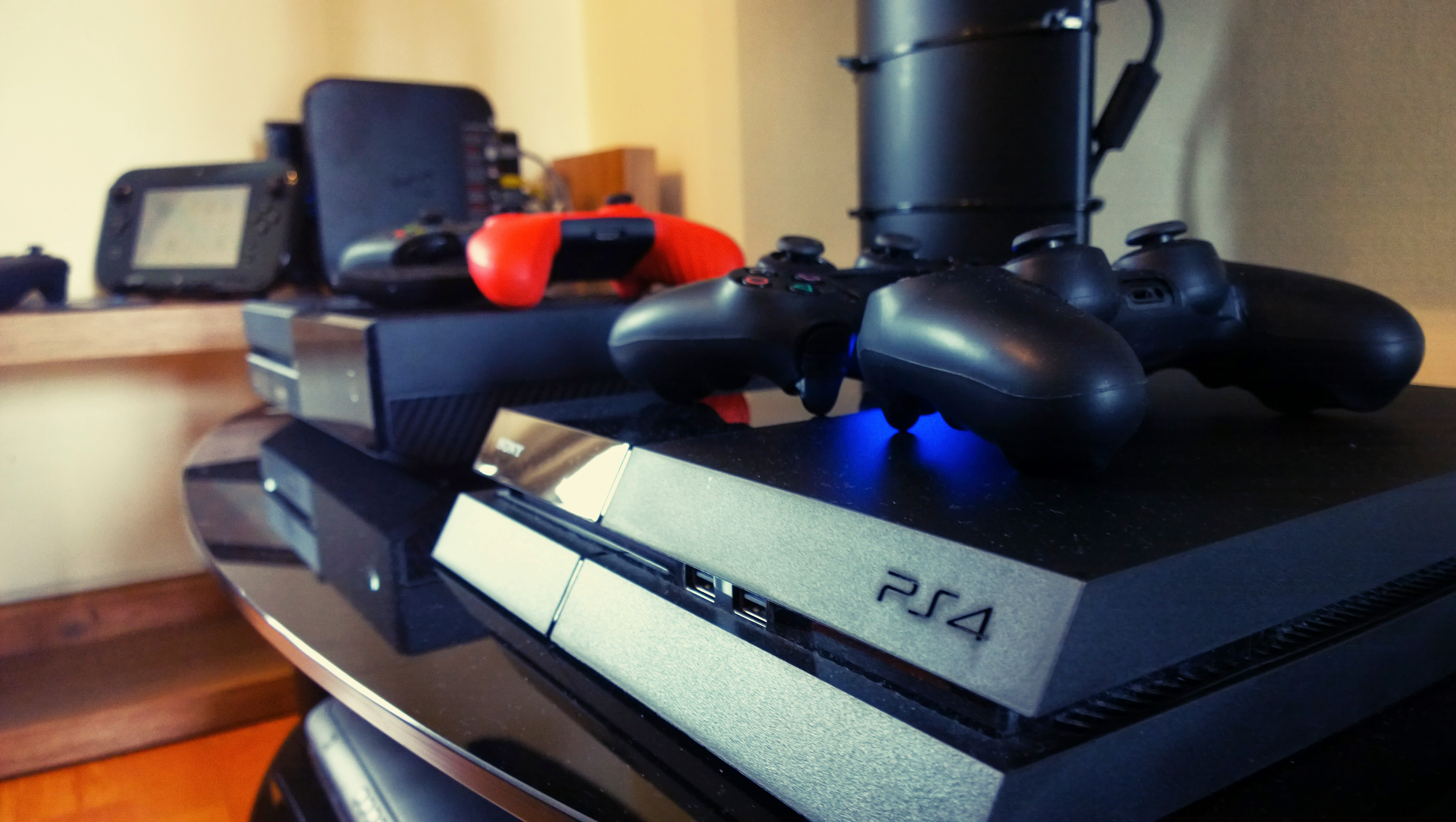 How many consoles do you have?