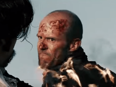 Here's a supercut of every Jason Statham movie punch ever