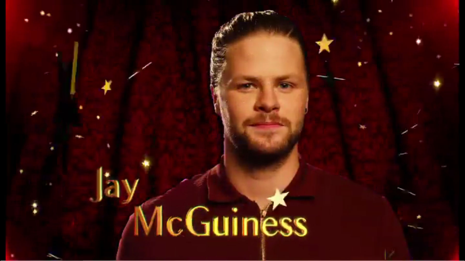 The Wanted's Jay McGuiness is the latest celebrity to join Strictly Come Dancing