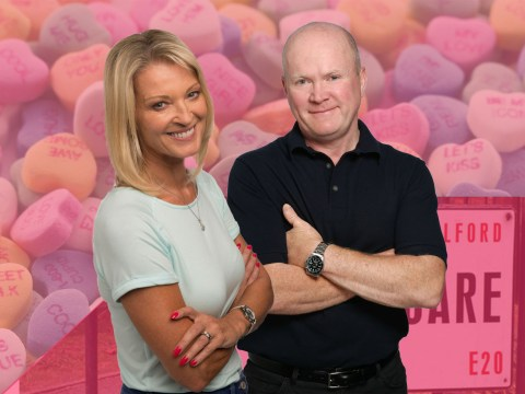 EastEnders spoilers: Kathy Beale and Phil Mitchell to get it on?