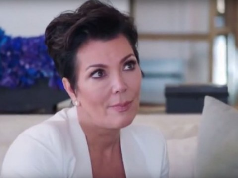 Kris Jenner reveals the name she uses to refer to ex-husband Caitlyn Jenner