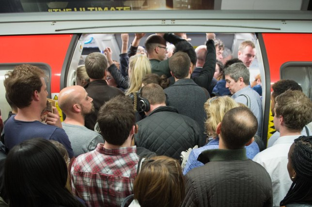 The last strike action caused chaos for commuters (Picture: Getty Images)