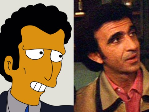 Goodfellas actor Frank Sivero loses his lawsuit against The Simpsons
