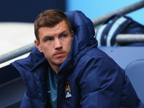 Manchester City's Edin Dzeko set to complete Roma transfer after clubs agree fee