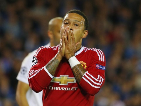 Louis van Gaal must continue to persevere with Memphis Depay if he is to be a success at Manchester United
