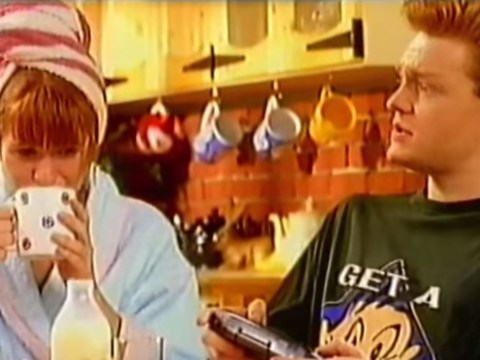 This 90s TV advert with EastEnders stars Jake Wood and Patsy Palmer is comedy gold