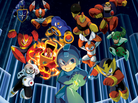 Mega Man Legacy Collection review – ancient history