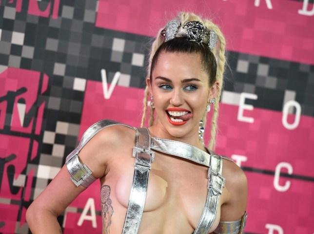 Miley Cyrus Jordan Strauss/Invision/AP
