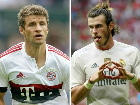 Louis van Gaal 'wants to complete transfers of Gareth Bale and Thomas Muller for Manchester United'