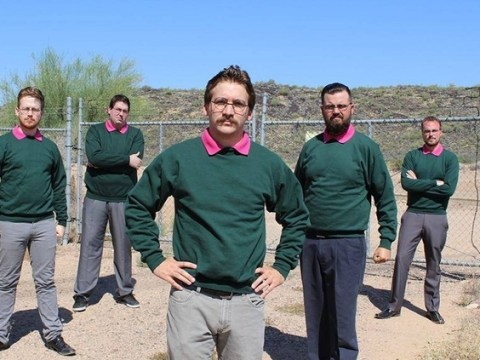 Say Hi-dilly-ho to the world's first Ned Flanders-themed metal band