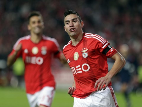 Jorge Mendes 'drafted in to complete transfer of Nicolas Gaitan to Manchester United'