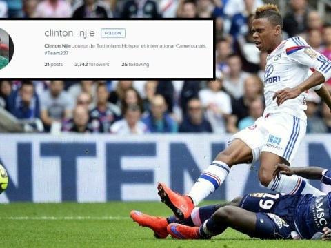 Instagram account 'confirming' Clinton N'Jie's Tottenham transfer revealed to be a fake