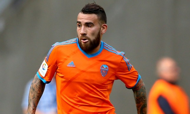 Nicolas Otamendi is set to join Manchester City