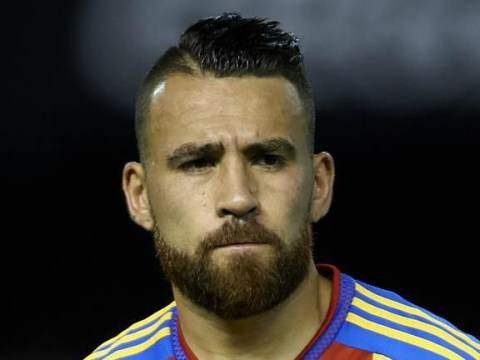 Manchester City 'set to announce the £32m signing of Valencia defender Otamendi'