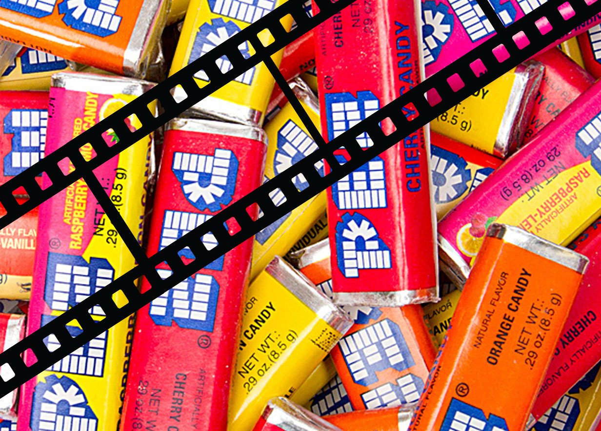 There is actually going to be a movie about PEZ dispensers