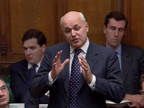 'Work is good for you': Iain Duncan Smith aims to cut benefits for mentally ill