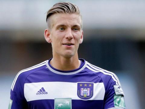 West Brom 'in talks with Anderlecht over shock Dennis Praet transfer'