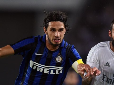 Liverpool set to hijack Everton's transfer move for Inter Milan's Andrea Ranocchia – report