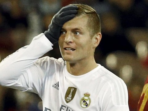 Liverpool 'ready to sign Toni Kroos from Real Madrid in £35m transfer'