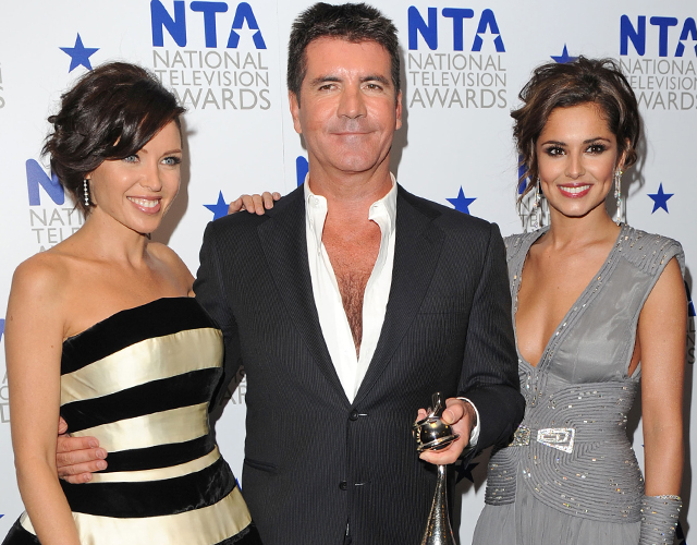 Did Dannii Minogue just DENY she ever had a fling with X Factor boss Simon Cowell?