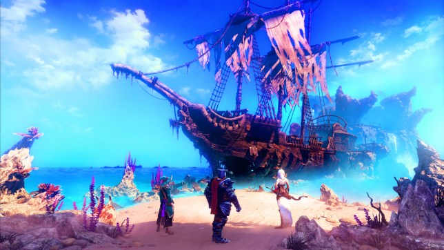 Trine 3: The Artifacts Of Power (PC) - third time unlucky?