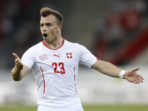 Everton 'cleared to sign Inter Milan winger Xherdan Shaqiri after Schalke pull out of transfer race'