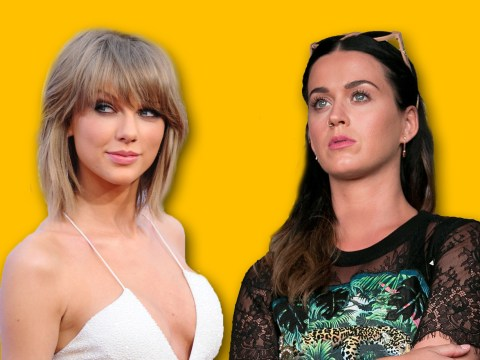 Katy Perry accuses Taylor Swift of LYING about feud with Bad Blood payback song Crocodile Tears