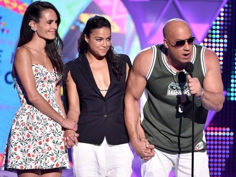 Vin Diesel honours Paul Walker at Teen Choice Awards as late actor wins posthumous award