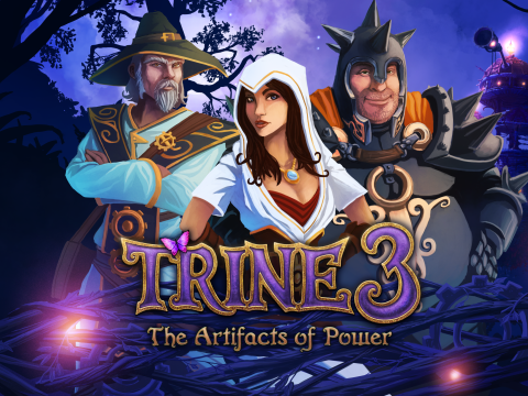 Trine 3: The Artifacts Of Power review – pretty short