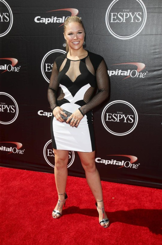 Ronda Rousey To Star As Herself In Her Own Biopic Metro News