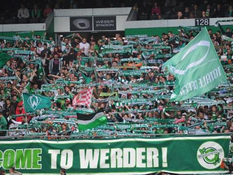 Watch brilliant Werder Bremen away fans sing 'Wonderwall' away at West Ham