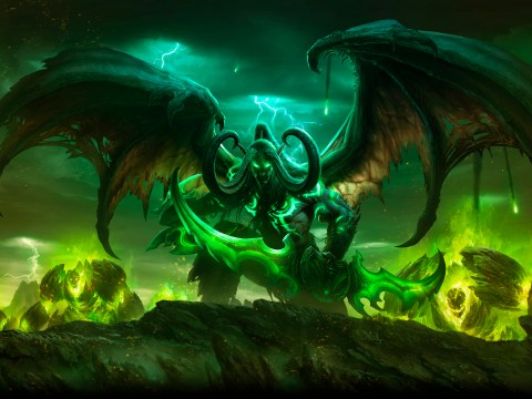 World Of Warcraft: Legion expansion adds Demon Hunter class and more