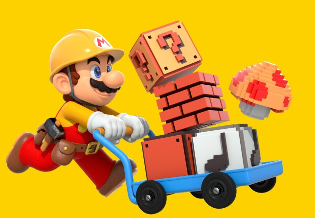 Super Mario Maker - the Mario game the fans made