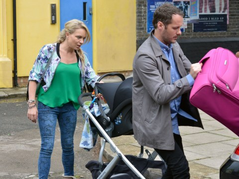 EastEnders spoilers: Charlie Cotton's dramatic exit revealed