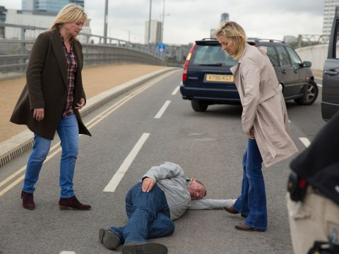 10 soap spoiler pictures: Kathy and Ian Beale's reunion ends in tragedy in EastEnders and body discovery rocks Coronation Street