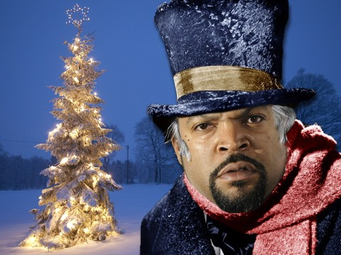 Rapper Ice Cube to play Scrooge in Christmas Carol update Humbug