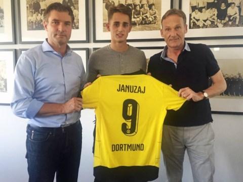 Adnan Januzaj's loan move from Manchester United to Borussia Dortmund will not turn permanent – report