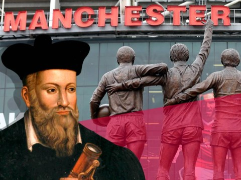 Nostradamus actually predicted most of Manchester United's summer transfer activity 460 years ago