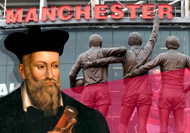nostradamus predicted man united transfers Credit: Rex