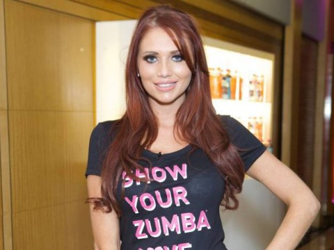 Amy Childs is expecting her first baby with boyfriend Bradley Wright