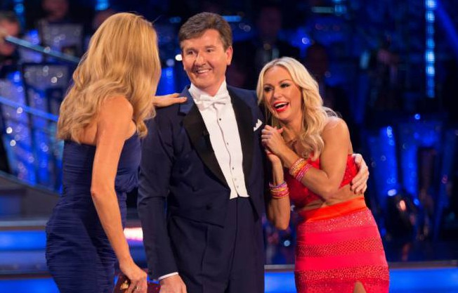 Strictly Come Dancing: Daniel O'Donnell's wife isn't worried that he's partnered with Kristina Rihanoff