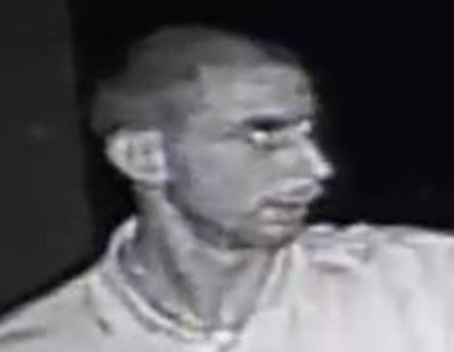 BEST QUALITY AVAILABLE Handout CCTV still dated 06/08/15 issued by Norfolk Police of Alan Blackman at stables in Redenhall in Norfolk, as he has admitted sexually attacking a horse at Norwich Crown Court. PRESS ASSOCIATION Photo. Issue date: Monday September 7, 2015. Blackman, 31, had been charged with trespass with the intent to commit a sexual offence and attempted intercourse with a horse. See PA story COURTS Horse. Photo credit should read: Norfolk Police/PA Wire NOTE TO EDITORS: This handout photo may only be used in for editorial reporting purposes for the contemporaneous illustration of events, things or the people in the image or facts mentioned in the caption. Reuse of the picture may require further permission from the copyright holder.