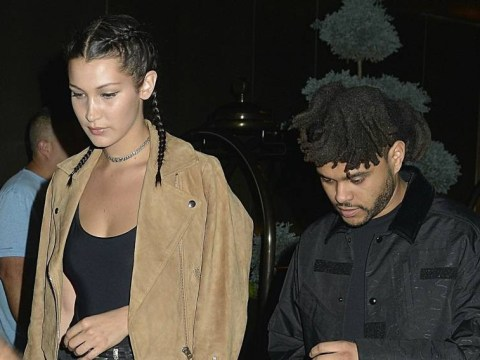 Gigi Hadid's younger sister Bella Hadid FINALLY goes public with The Weeknd