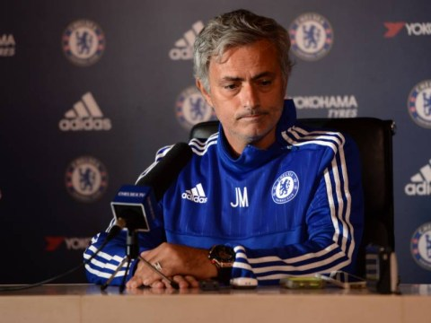 Chelsea's players are still right behind manager Jose Mourinho