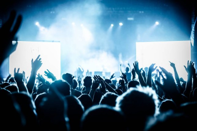 14 signs you're too old to go to gigs | Metro News
