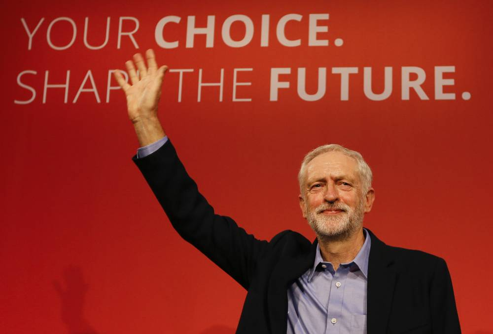 Jeremy Corbyn's new cabinet: Labour leader unveils his shadow ministers