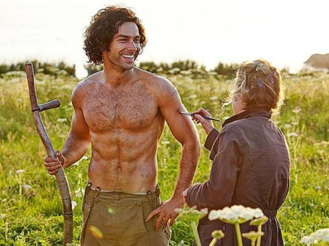 TV historian Dan Jones says shows like Poldark and Indian Summer are guilty of 'reverse sexism'