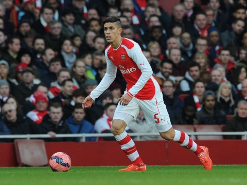 Arsenal manager Arsene Wenger reveals that Gabriel Paulista is back in full training ahead of Arsenal v Everton